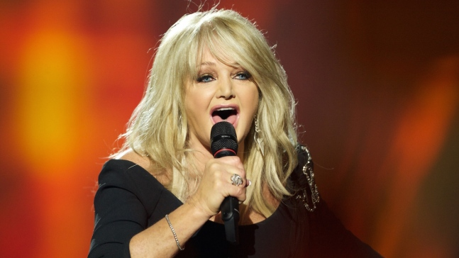 Bonnie Tyler: I Never Get Tired of Singing 'Total Eclipse'