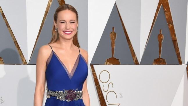 Brie Larson Confirmed as 'Captain Marvel'
