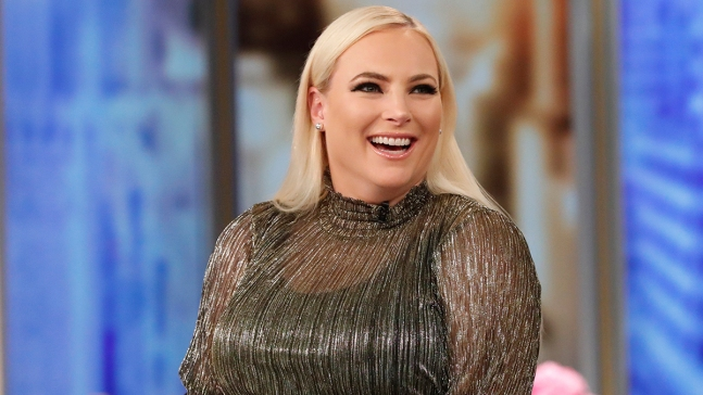 Meghan McCain Storms Off 'The View' After Sparring Over Trump Whistleblower With Co-Hosts