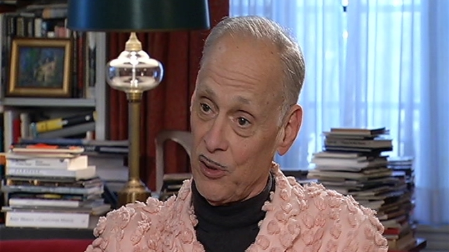John Waters on 'Hairspray' and Christmas Gifts