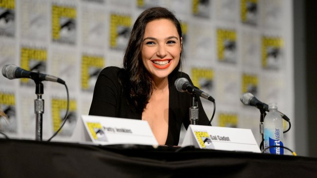 'Wonder Woman' Premieres First Trailer at Comic-Con