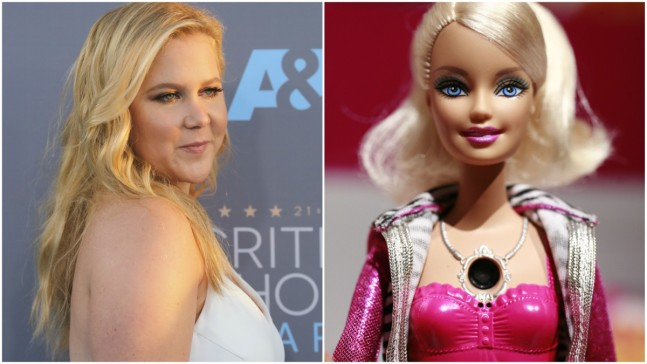 Amy Schumer In Talks To Play Barbie in Live-Action Film