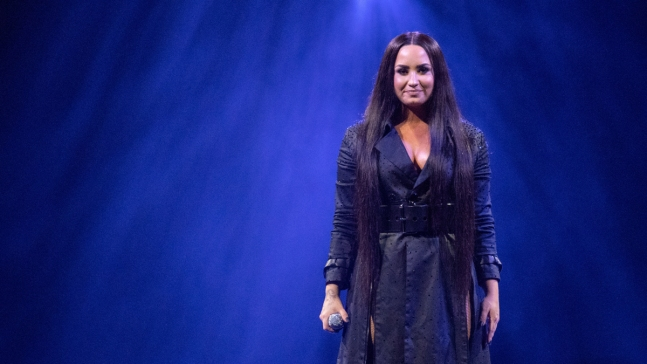 Demi Lovato Sings About Breaking Sobriety in New Song