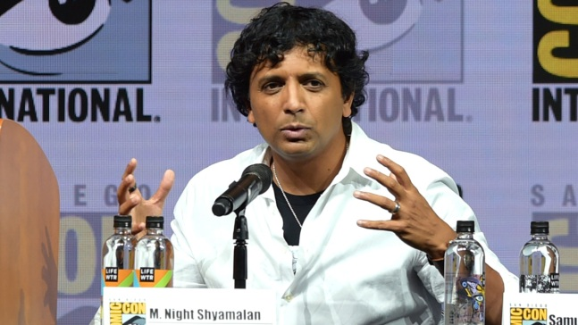M. Night Shyamalan Debuts 'Glass' Trailer at Comic-Con