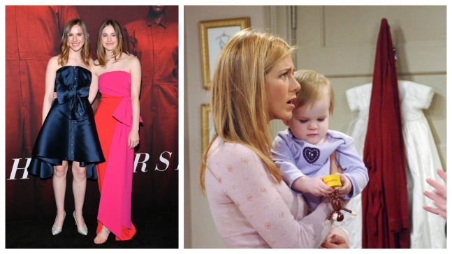 Baby Emma All Grown Up: 'Friends' Twins Star in 'Us'