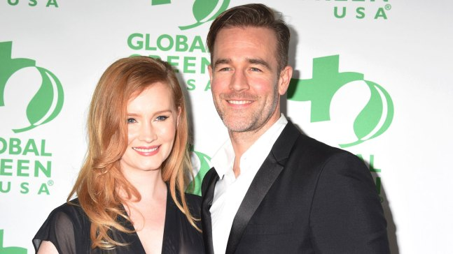 See It: Van Der Beek's Tribute to His 1-Year-Old Daughter