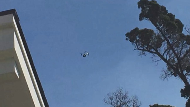 'Dirty Jobs' Host Almost Shoots Down Invasive Drone With Gun