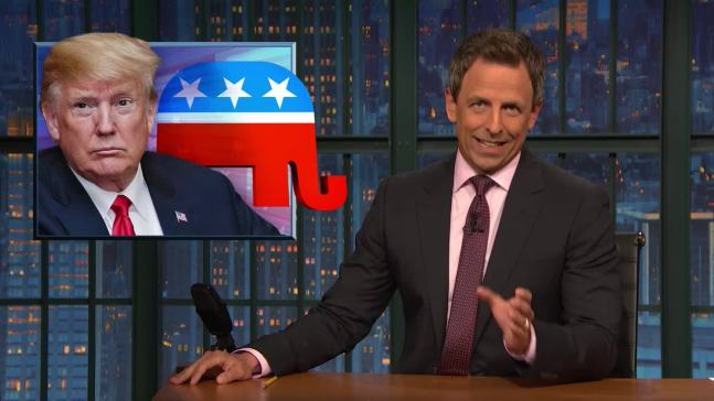 'Late Night': A Closer Look at Wednesday's Trump Rally