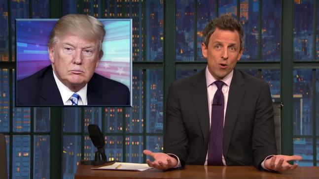 'Late Night': A Closer Look at Trump's Disturbing Week