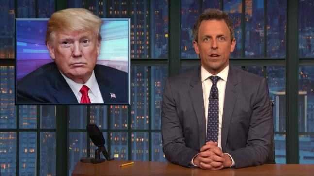 'Late Night': A Closer Look at Trump's Rally, Kennedy