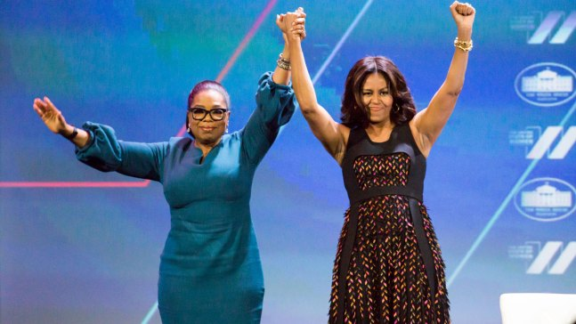 Michelle Obama Memoir Next Pick for Winfrey Book Club