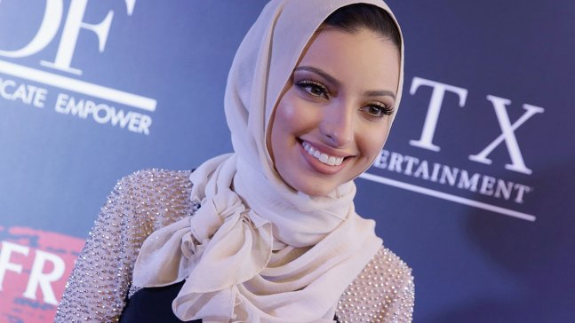 Playboy Features Woman Wearing Hijab for First Time