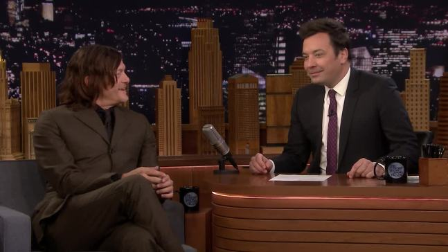 'Tonight': Norman Reedus Talks Surfing, 'The Walking Dead'
