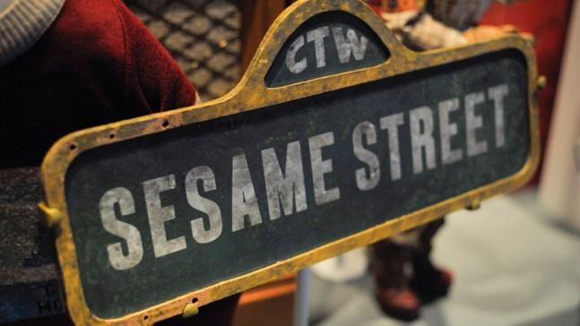 Sesame Street Muppet to Teach Kids About Homelessness