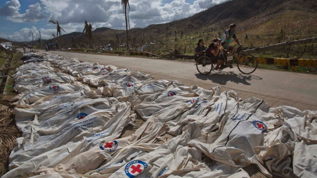 "Exact Death Toll ""Unlikely"" After Typhoon Ravages Philippines"