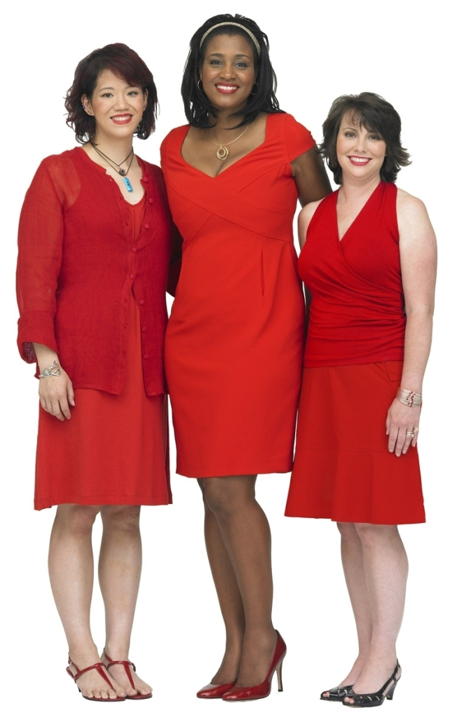 Go Red For Women Luncheon 2014