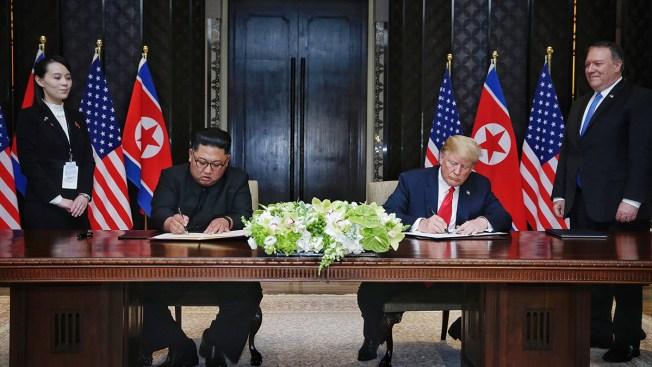 Senators Seek More Oversight of Trump Diplomacy With North Korea
