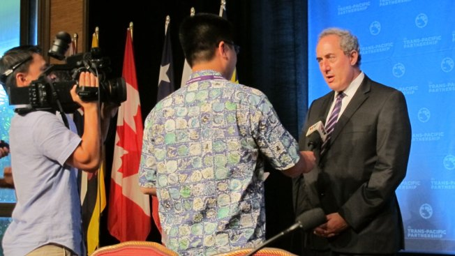 No Trans-Pacific Partnership Deal After Hawaii Talks