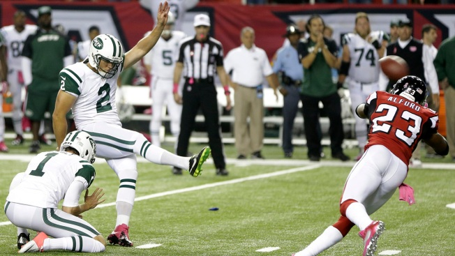 Team Effort Leads Jets Over Falcons in Final Seconds
