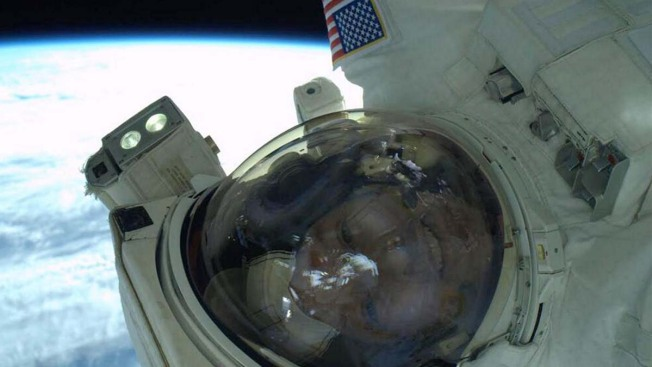 Waterbury Native, NASA Astronaut Takes Out-of-This-World Selfie