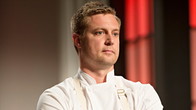 """""""Top Chef"""" Runner-Up Charged With Drunk Driving"""