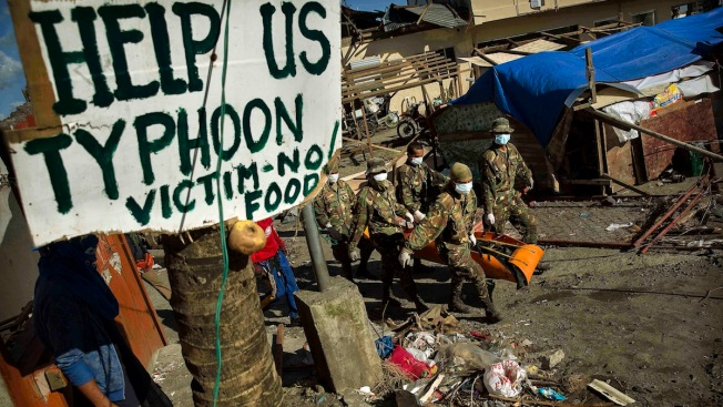 Typhoon Relief Event in Hamden