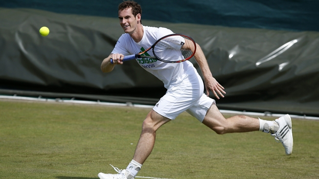 5 Things About Wimbledon: Murray and the World Cup