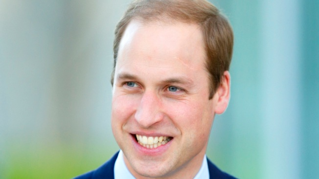 Prince William Going Back to School