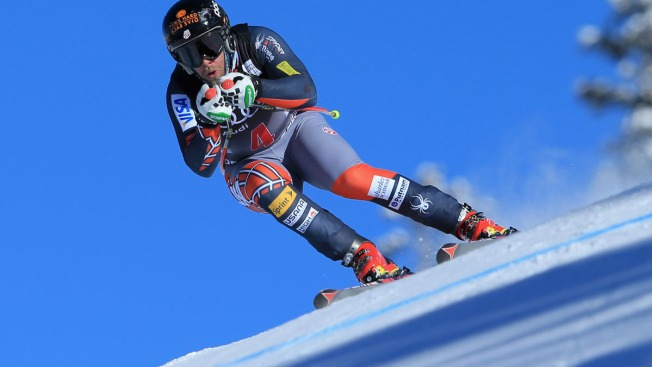 Ganong Looks for Breakout Year With Sochi Looming