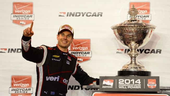 Will Power Wins IndyCar Series Title