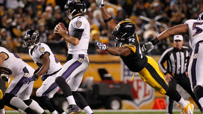 Ravens to Face Familiar Foe in Pittsburgh