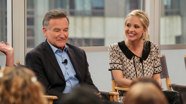 Sarah Michelle Gellar Pays Tribute to Robin Williams With Touching Picture