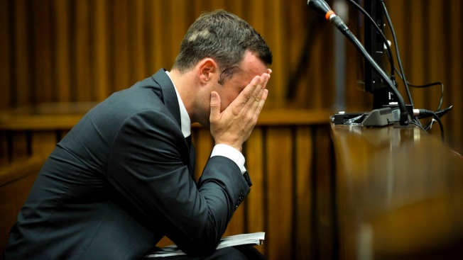"Pistorius' Ex: He Cheated on Me With Reeva Steenkamp, Carried Gun ""All the Time"""