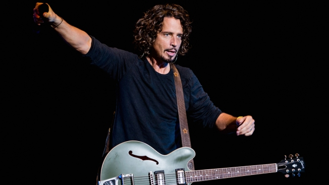 Representative: Rocker Chris Cornell has died at age 52
