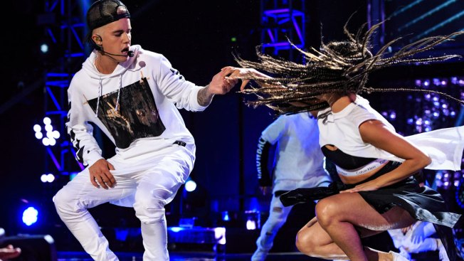 Justin Bieber Kicks Off Star-Studded 'Think It Up' Telecast