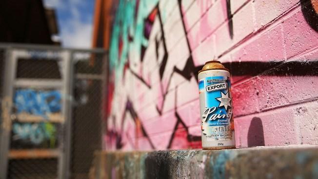 Brazen Graffiti Suspect Accused of Tagging San Diego Courtroom