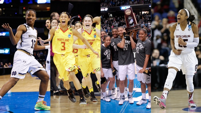 INFOGRAPHIC: NCAA Women's Final Four Match Ups By the Numbers