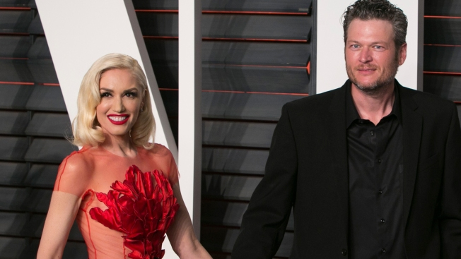 Gwen Stefani Didn't Foresee Dating Blake Shelton in Her 'Craziest Dreams'