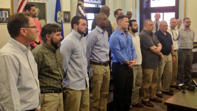 Heroes Honored for Rescuing 12-Year-Old from Water