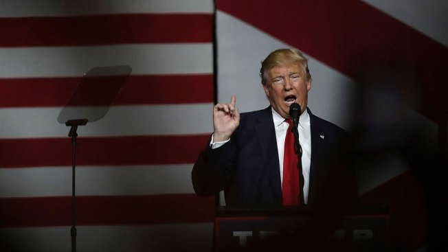 Donald Trump Sees Dark 'Conspiracy' Behind Women Accusers