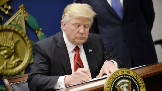 Trump Petitions Supreme Court To Review Travel Ban