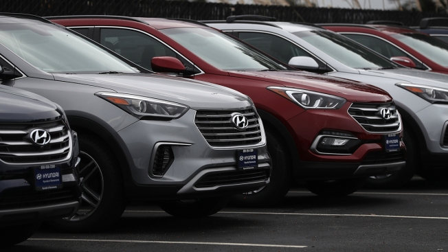 Hyundai to fix hood latches, warning lights
