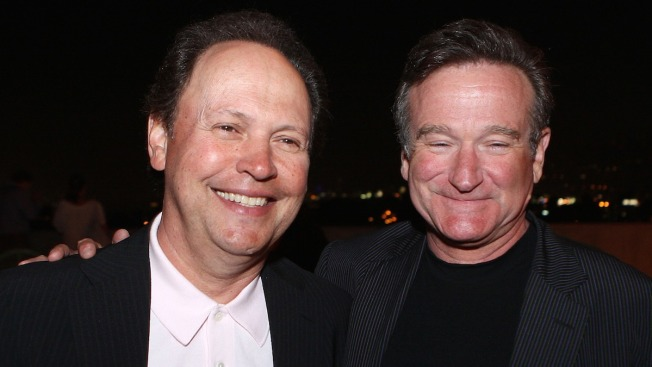 Billy Crystal to Honor Robin Williams at 2014 Emmy Awards