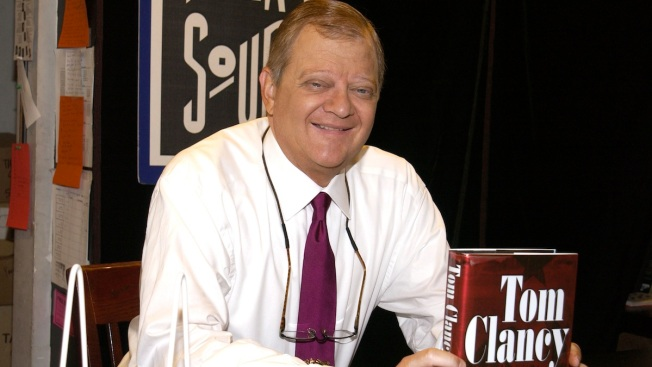 Fans Take to Social Media to Mourn Tom Clancy's Death