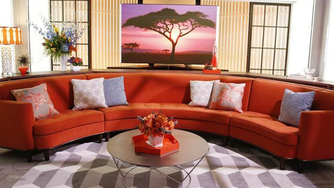"""Today"" Show Unveils Brand New Studio 1A"