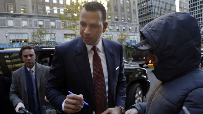 A-Rod Storms Out of Grievance Hearings; Goes on Tirade