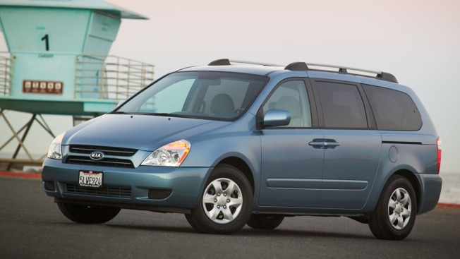 Kia Recalling About 80,000 Vans to Fix Suspensions