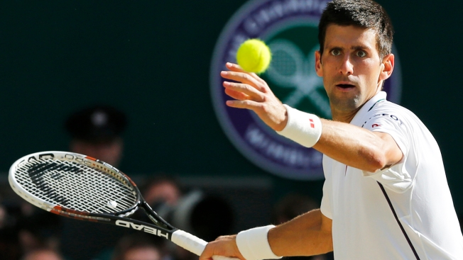 Novak Djokovic Beats Roger Federer in Wimbledon Final