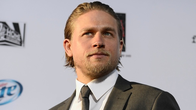 How Charlie Hunnam Talked His Way Into Being King Arthur
