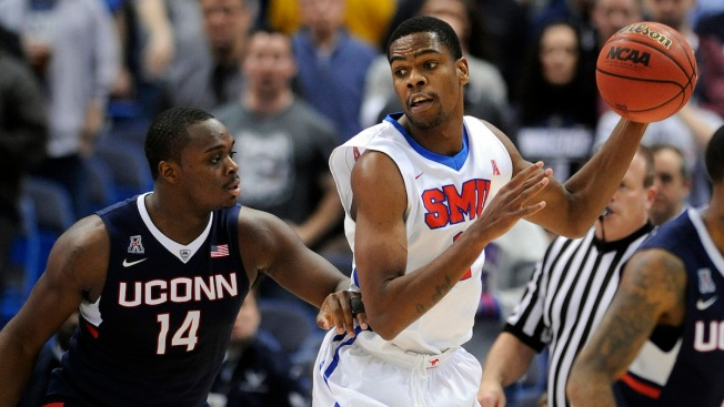 UConn Loses to SMU in AAC Championship